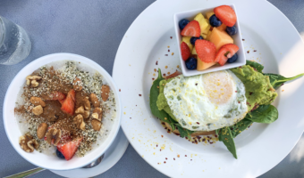Do you really need to eat breakfast image, oatmeal and avocado toast