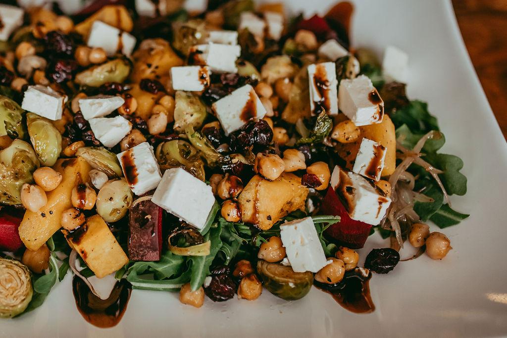 Roasted Vegetable Salad 3