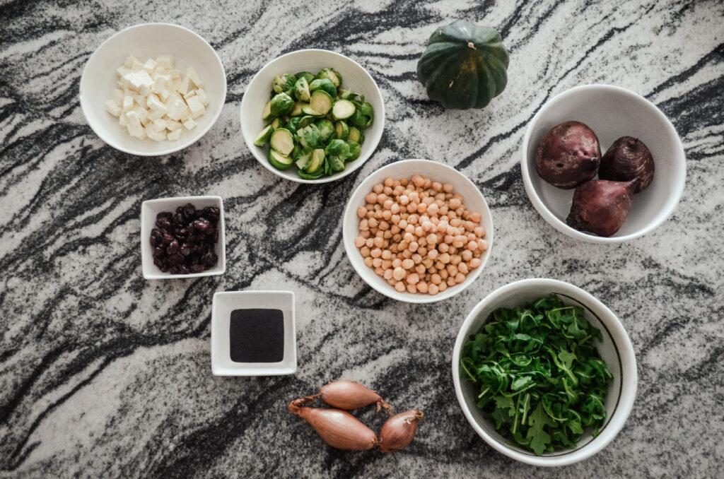 Roasted Vegetable Salad 6